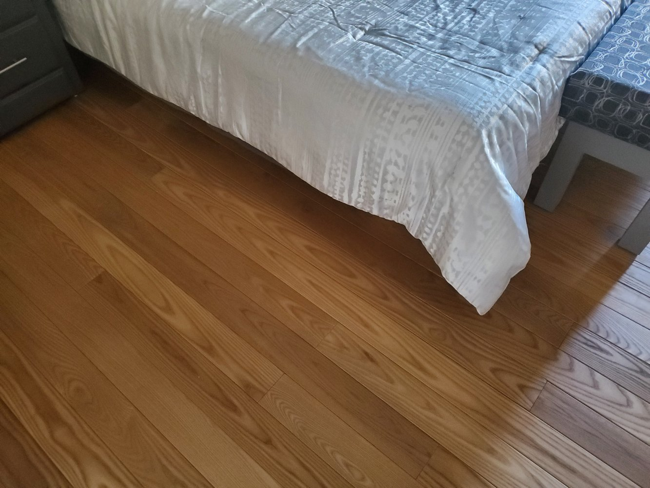 Thermally Modified Ash (light roast) - Natural no stain