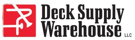 deck supply warehouse logo